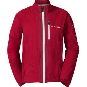 VAUDE Umbrail Giacca Donna, rosso